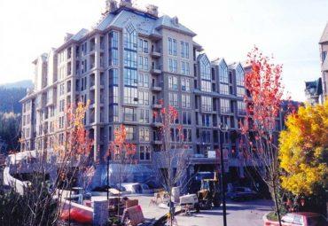 ساخت مجتمع مسکونی ونکوور